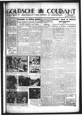 Goudsche Courant 1942-08-10