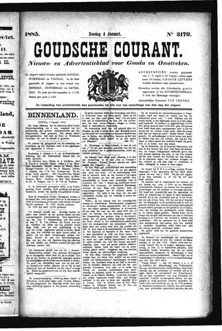 Goudsche Courant 1885-01-04