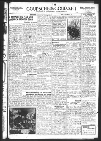 Goudsche Courant 1944-06-13
