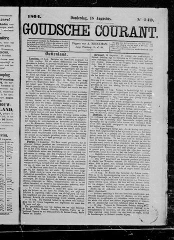 Goudsche Courant 1864-08-18