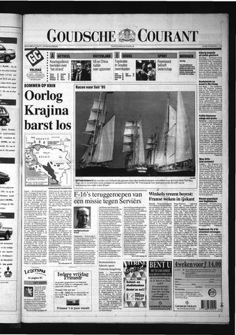 Goudsche Courant 1995-08-04