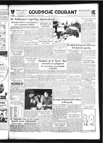 Goudsche Courant 1954-01-06