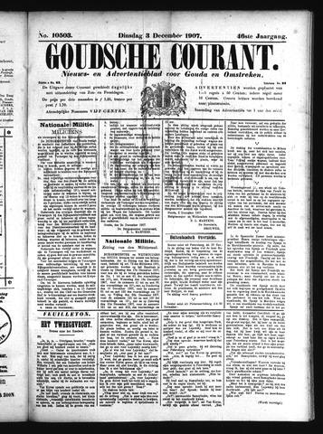 Goudsche Courant 1907-12-03