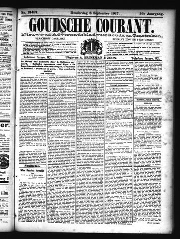 Goudsche Courant 1917-09-06