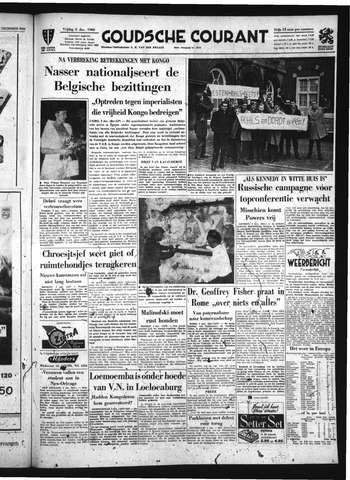 Goudsche Courant 1960-12-02