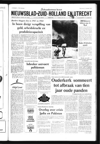 Schoonhovensche Courant 1971-11-24
