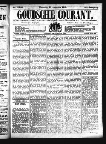 Goudsche Courant 1912-08-10