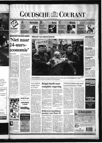 Goudsche Courant 1998-04-25