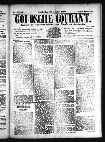 Goudsche Courant 1907-10-10