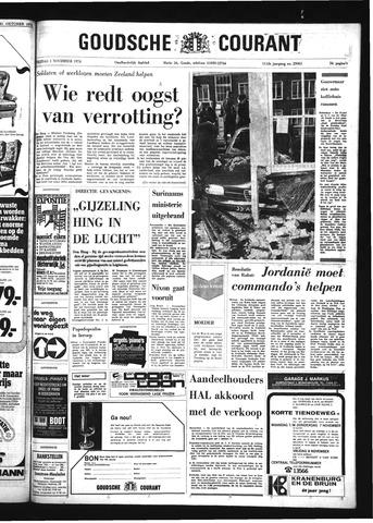 Goudsche Courant 1974-11-01