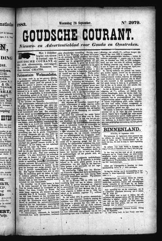 Goudsche Courant 1883-09-26