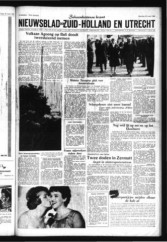 Schoonhovensche Courant 1963-03-25