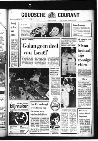 Goudsche Courant 1974-02-26