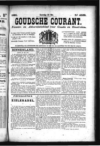 Goudsche Courant 1891-05-30