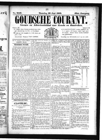Goudsche Courant 1903-06-29