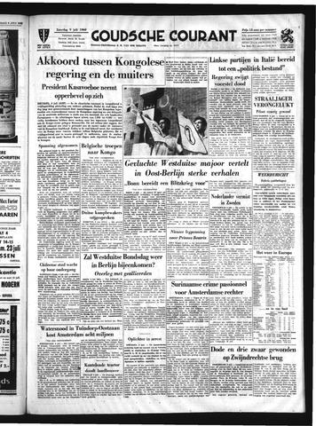 Goudsche Courant 1960-07-09