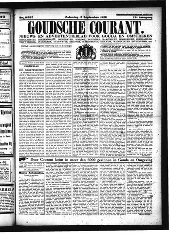 Goudsche Courant 1928-09-15