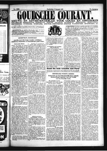 Goudsche Courant 1939-01-05