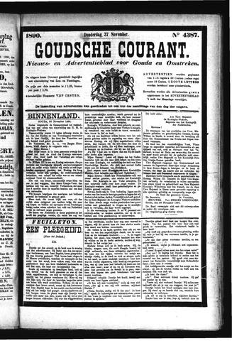 Goudsche Courant 1890-11-27