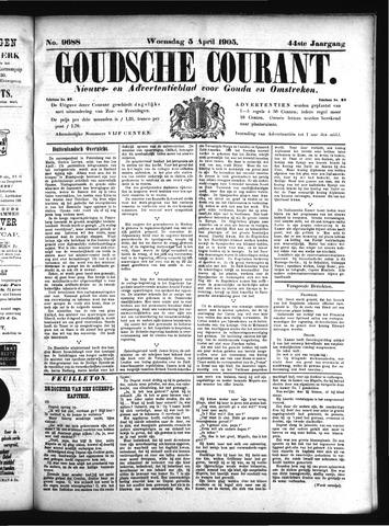 Goudsche Courant 1905-04-05