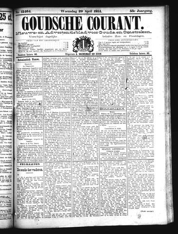 Goudsche Courant 1914-04-29