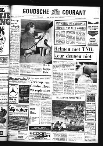Goudsche Courant 1974-08-23