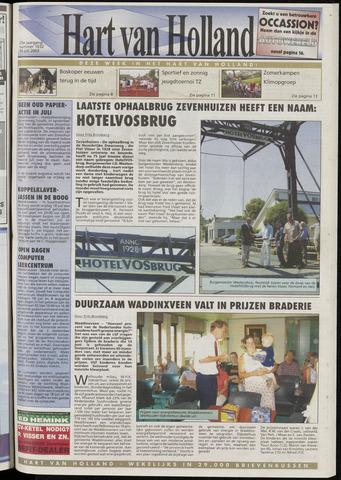 Hart van Holland 2003-07-16