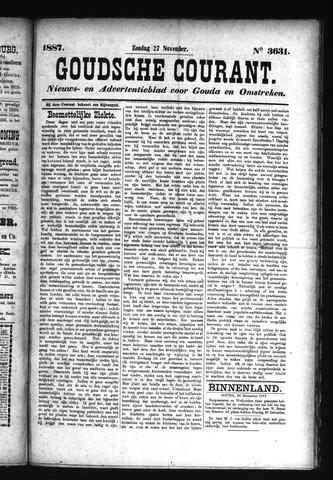 Goudsche Courant 1887-11-27