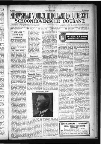 Schoonhovensche Courant 1929-06-21