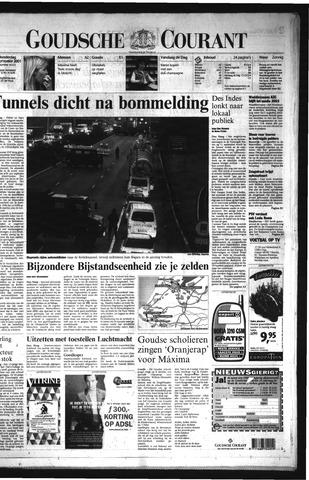 Goudsche Courant 2001-09-27