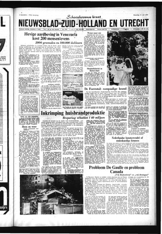 Schoonhovensche Courant 1967-07-31