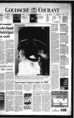 Goudsche Courant 2001-09-07