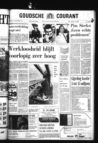 Goudsche Courant 1974-09-19
