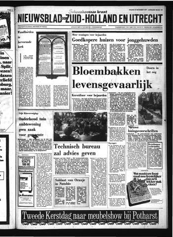 Schoonhovensche Courant 1977-12-23