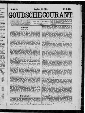 Goudsche Courant 1867-05-26