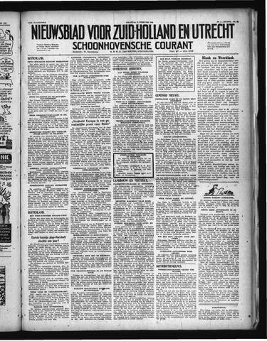 Schoonhovensche Courant 1948-02-16