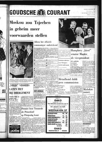 Goudsche Courant 1968-08-30