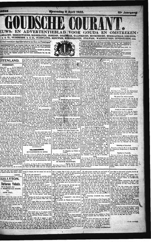 Goudsche Courant 1922-04-05