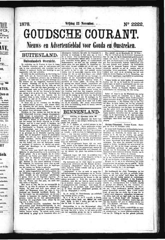 Goudsche Courant 1878-11-22
