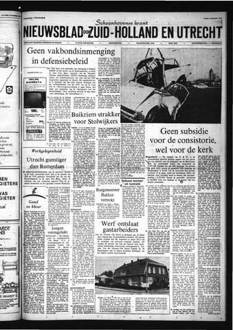 Schoonhovensche Courant 1972-12-01