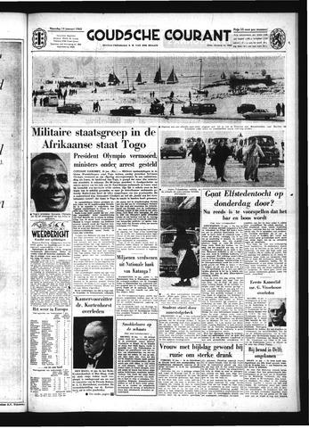 Goudsche Courant 1963-01-14