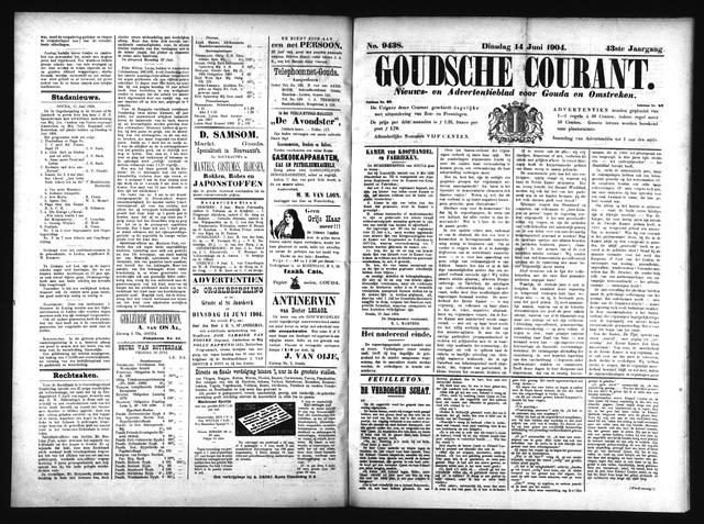 Goudsche Courant 1904-06-14