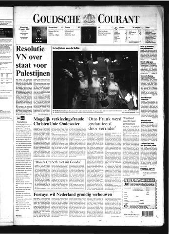 Goudsche Courant 2002-03-13