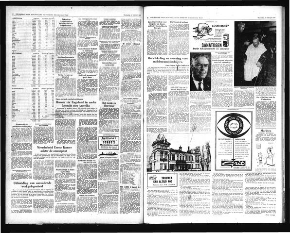 Schoonhovensche Courant 1967-02-15