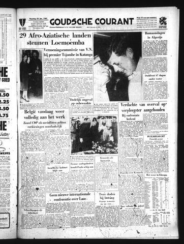 Goudsche Courant 1961-01-22