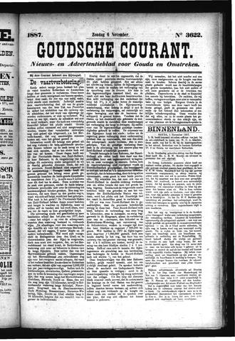 Goudsche Courant 1887-11-06