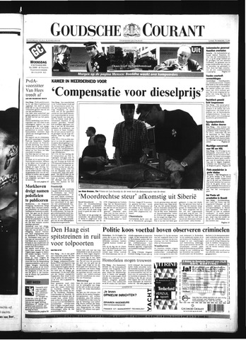 Goudsche Courant 2000-09-06