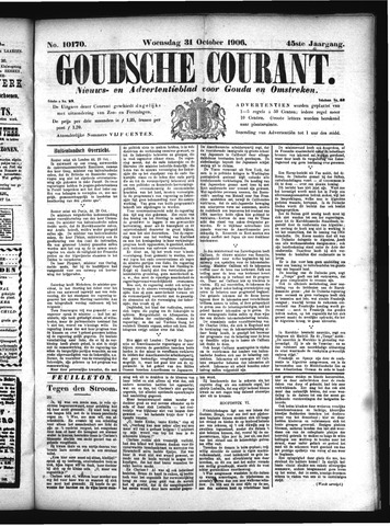 Goudsche Courant 1906-10-31