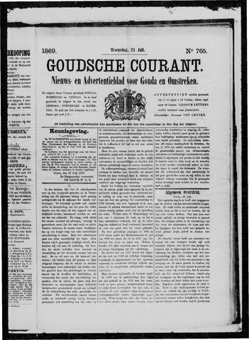 Goudsche Courant 1869-07-21
