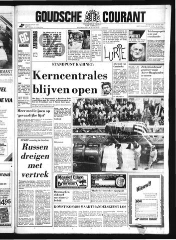Goudsche Courant 1983-01-22